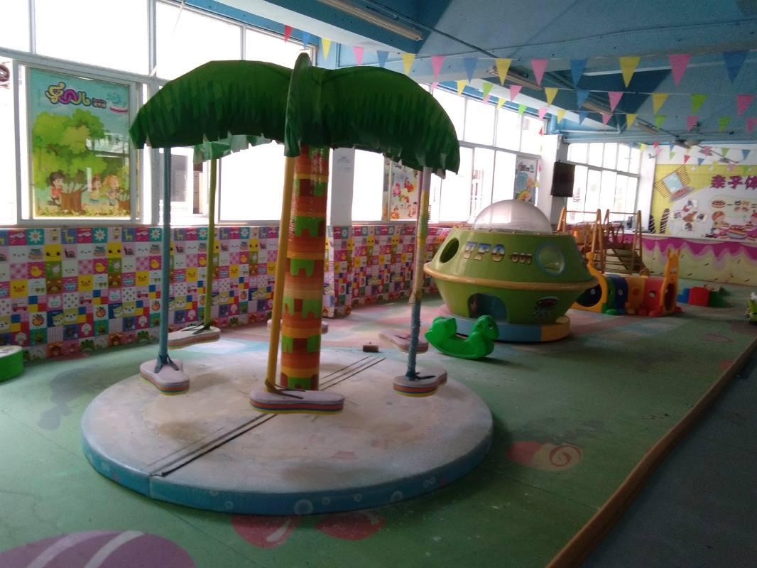 室内儿童乐园加盟店运营的黄金时段